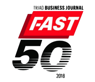 Triad Business Journal Fast 50 Growing Companies