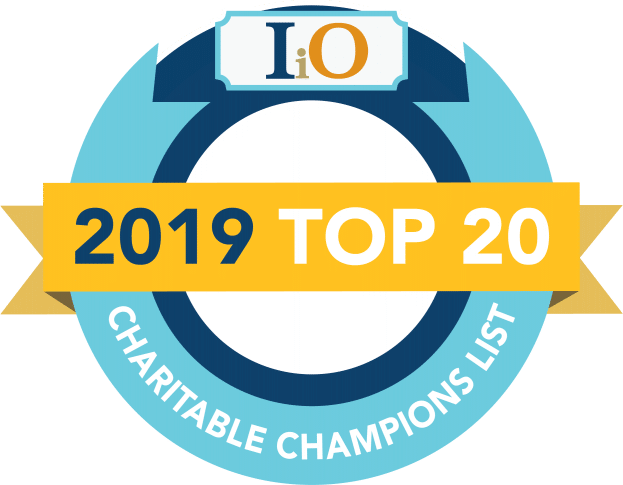 2019 Top 20 Charitable Advisory Firm